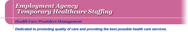 HCPM - Employment and  Staffing